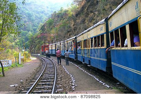 world heritage Kalka-Shimla railway
