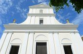 picture of san juan puerto rico  - Cathedral of San Juan Bautista is a Roman Catholic cathedral in Old San Juan - JPG