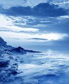 pic of crimea  - seashore in Crimea - JPG