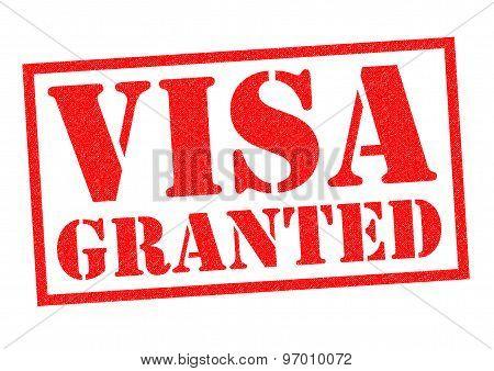 Visa Granted