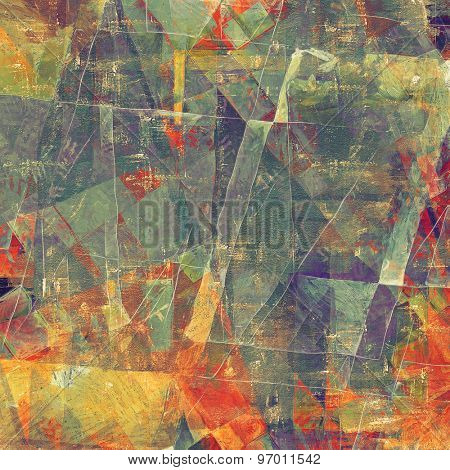 Abstract background or texture. With different color patterns: yellow (beige); purple (violet); green; red (orange)
