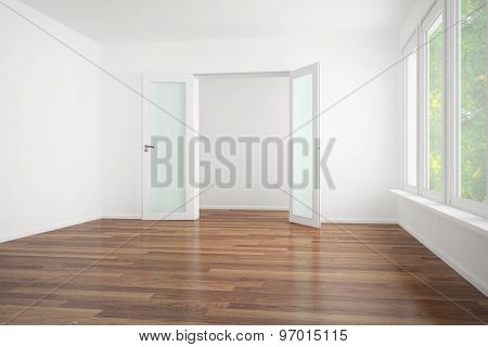 Empty Room - Apartment