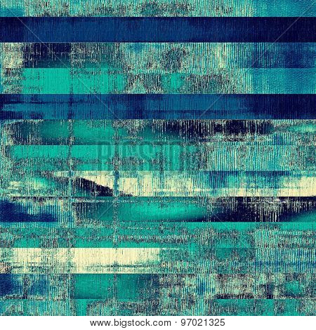 Grunge texture, Vintage background. With different color patterns: gray; blue; cyan