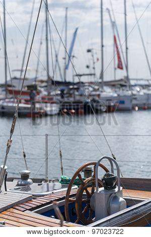 Marina Of Gdynia