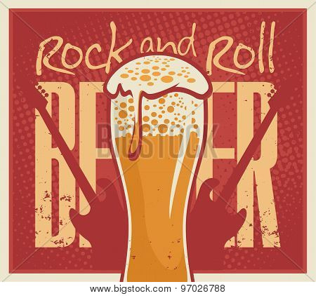 beer Rock and roll