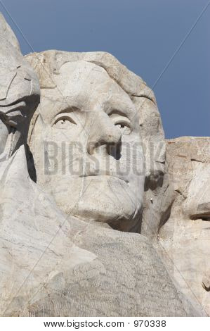 Thomas Jefferson - Memorial nacional Monte Rushmore