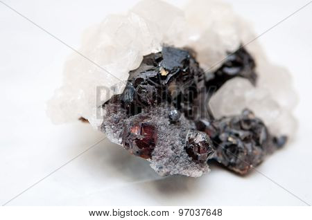 Sphalerite Mineral Sample