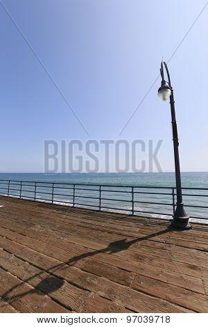 Pier Santa Monica, Los Angeles