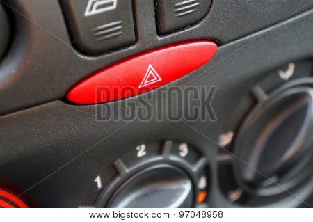 Hazard warning signal