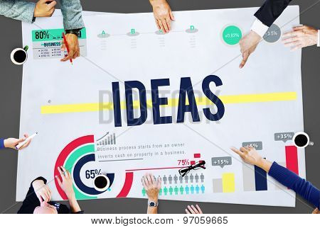 Ideas Idea Creative Plan Planning Motivation Concept