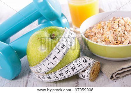 healthy eating, breakfast