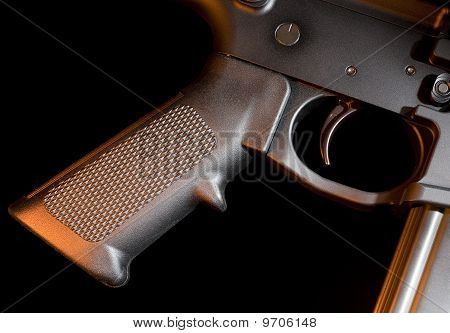Trigger And Pistol Grip