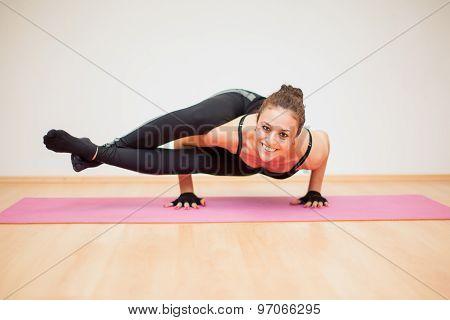 Having Fun With Yoga