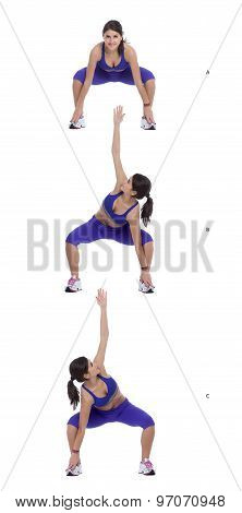 Toe Touch Squat