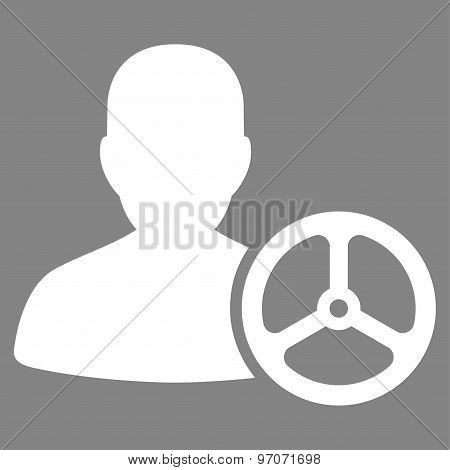 Driver Icon from Commerce Set
