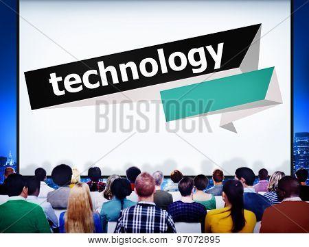 Technology Digital Modern Development Concept