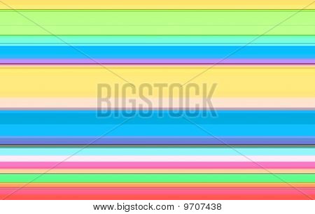 Pastel Multi Stripe