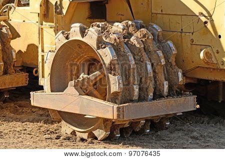 Steel Compactor