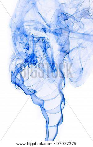 Abstract Smoke On Light
