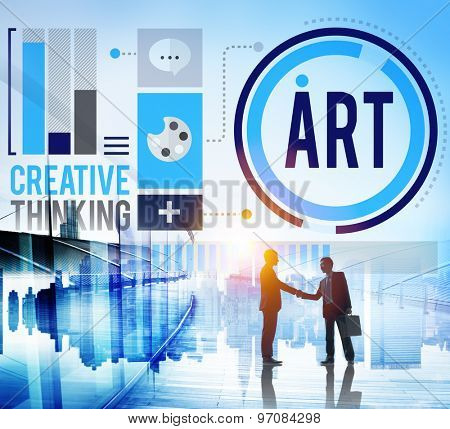 Art Artwork Creation Creative Hobby Concept