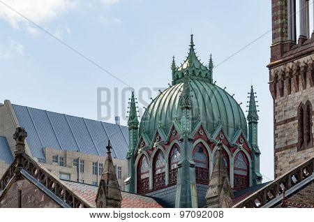 Ornate Dome