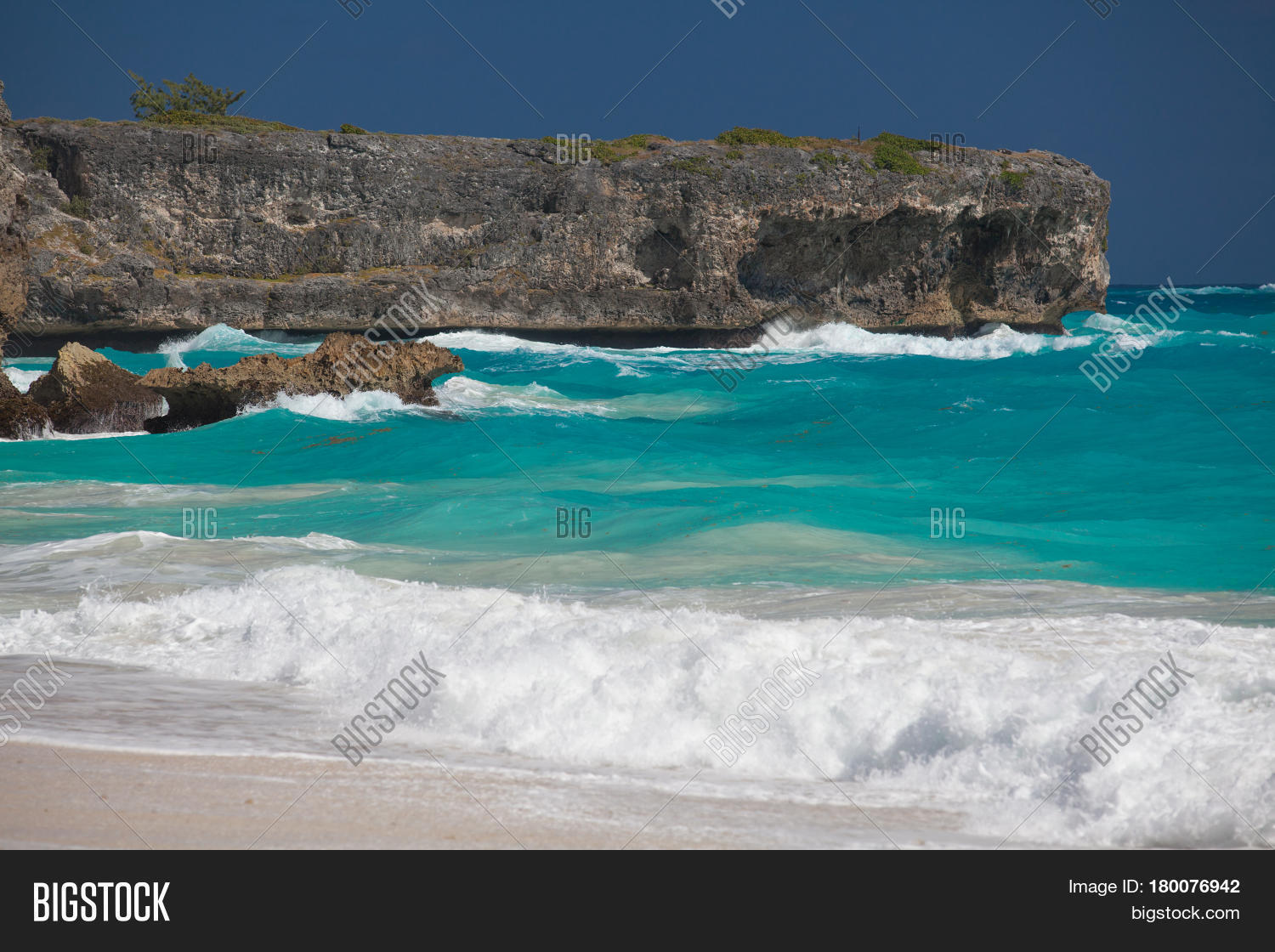 Explore The Beauty Of Caribbean: Bottom Bay Is One Of The Most Beautiful Beaches On The