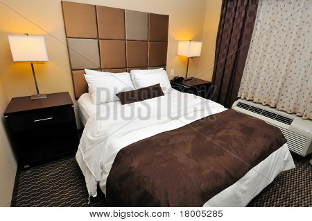 Big And Comfortable Lodging