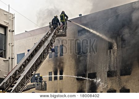 Mriehel Fire