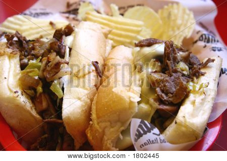 Cheese Steak