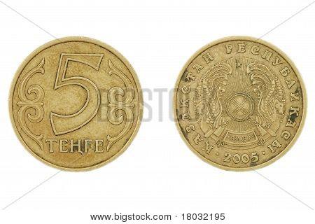 Kazakh Coin