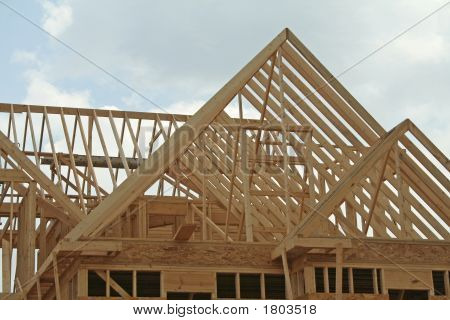 House Construction Rafters