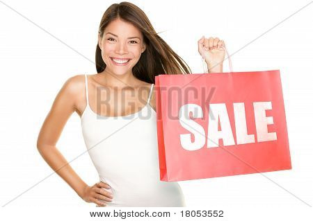 Shopping Bags Sale Woman