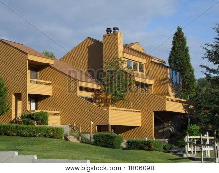 Modern Condo Houses