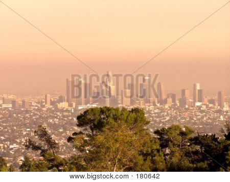 Skyline de Los Angeles