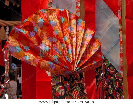 Fan Origami Decoration