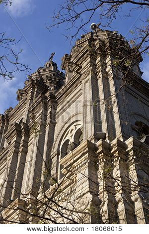 St. Joseph's Church, Beijing, China, Wangfujing