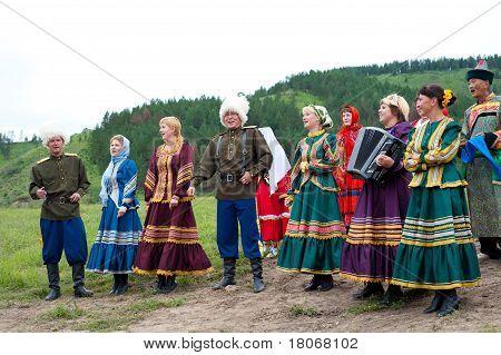 Folk Amateur Performance