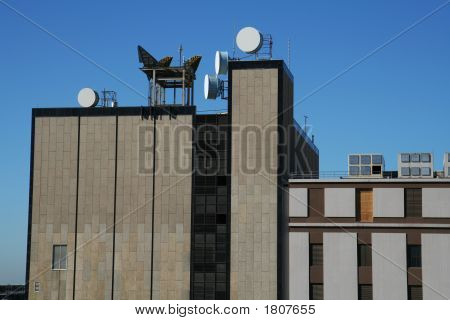 Telecommunications Building