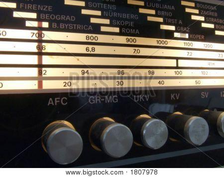 Sintonizador de radio