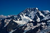 Mount Cook Aerial Photo