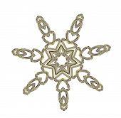 Star Snowflake Series