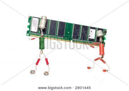 Memory Repair Or Upgrade