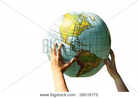 world in the our hands