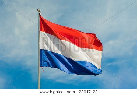 Flag From Netherlands