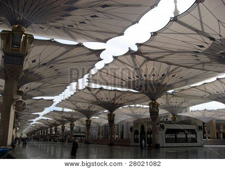 Madinah Umbrella