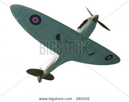 Spitfire Cut Out