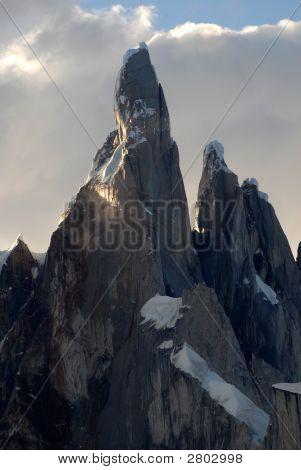 Mount Cerro Torre,  Patagonia, Argentina.