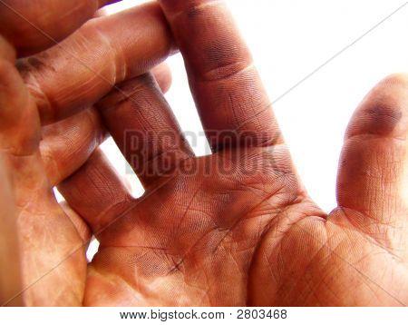 Open Hardworking Hands