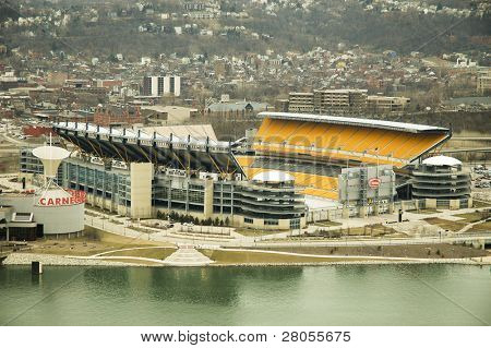 view of Heinz Field