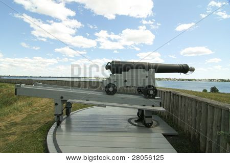 battle cannon